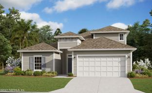 Wilford Preserve by Dream Finders Homes in Jacksonville-St. Augustine Florida