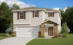 Dunns Crossing by Dream Finders Homes in Jacksonville-St. Augustine Florida
