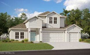 Beachwalk by Dream Finders Homes in Jacksonville-St. Augustine Florida