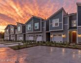 East Village Townhomes by Dream Finders Homes in Jacksonville-St. Augustine Florida
