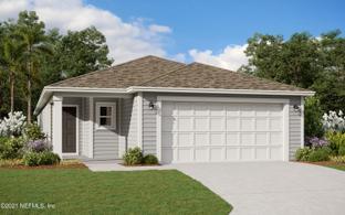 Ansley - Meadow Ridge: St Augustine, Florida - Dream Finders Homes