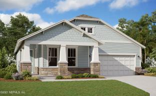 Beacon Lake 43' Homesites by Dream Finders Homes in Jacksonville-St. Augustine Florida