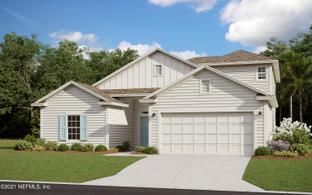 Camden II w/Bonus - Tributary: Yulee, Florida - Dream Finders Homes