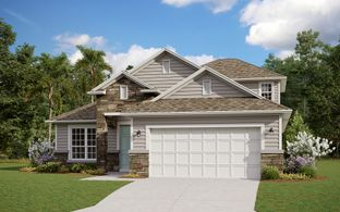 Edison II - Wilford Preserve: Orange Park, Florida - Dream Finders Homes