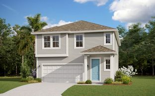 Nassau - Beacon Lake: Saint Augustine, Florida - Dream Finders Homes