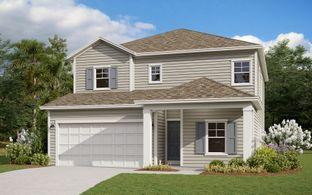 Driftwood - Beacon Lake: Saint Augustine, Florida - Dream Finders Homes