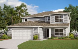 Stratford - Meadow Ridge: Saint Augustine, Florida - Dream Finders Homes