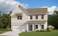 Seaside Vista by Dream Finders Homes in Jacksonville-St. Augustine Florida