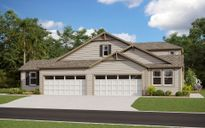 Villages of Valencia by Dream Finders Homes in Jacksonville-St. Augustine Florida