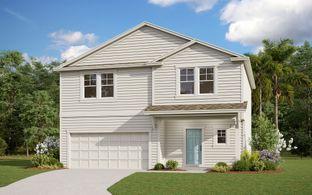 Islander - Dutton Island Oaks: Atlantic Beach, Florida - Dream Finders Homes