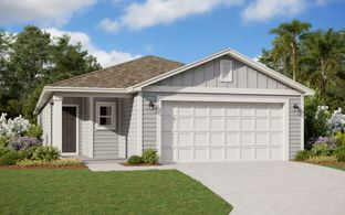 Hartford - Liberty Square South: Jacksonville, Florida - Dream Finders Homes