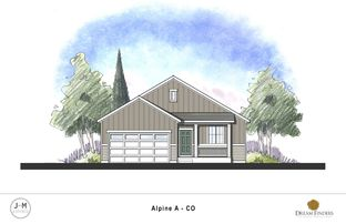 Alpine - Harmony: Aurora, Colorado - Dream Finders Homes