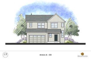 Antero - Harmony: Aurora, Colorado - Dream Finders Homes
