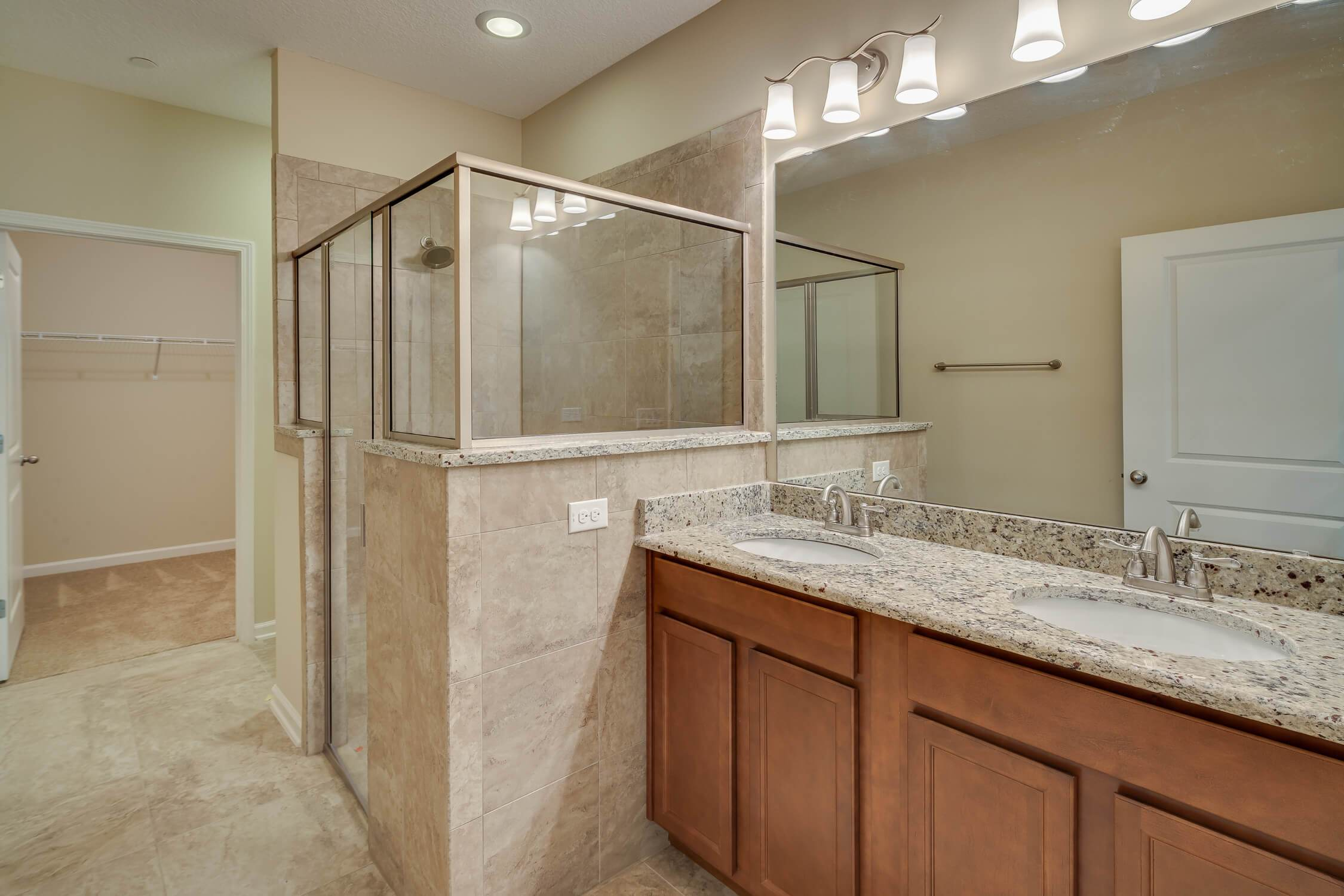 Bathroom featured in the Manatee By Dream Finders Homes in Boulder-Longmont, CO