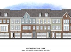 Highland - Woodlands at Goose Creek - Grand Townhomes: Leesburg, District Of Columbia - Dream Finders Homes