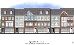 Woodlands at Goose Creek - Grand Townhomes by Dream Finders Homes in Washington Virginia