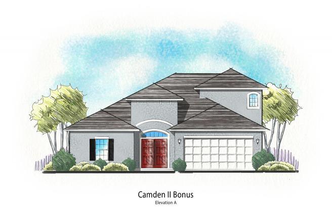 Camden II w/Bonus