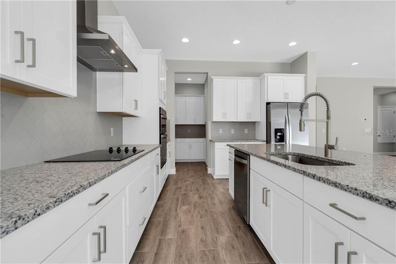 Kitchen featured in the Tidewater By Dream Finders Homes in Orlando, FL