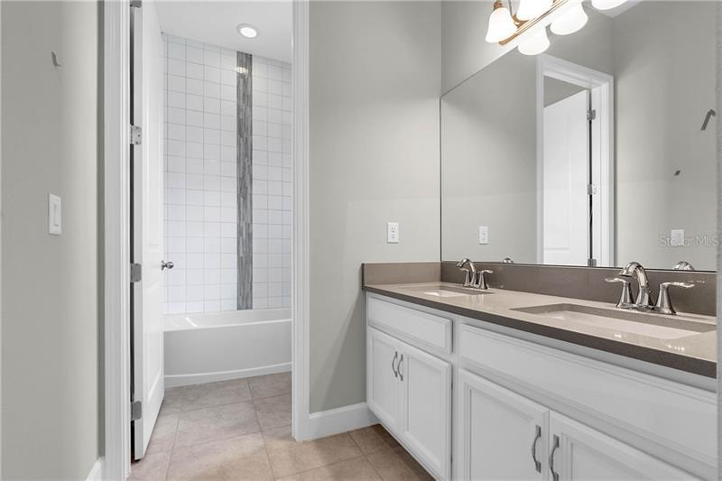 Bathroom featured in the Tidewater By Dream Finders Homes in Orlando, FL