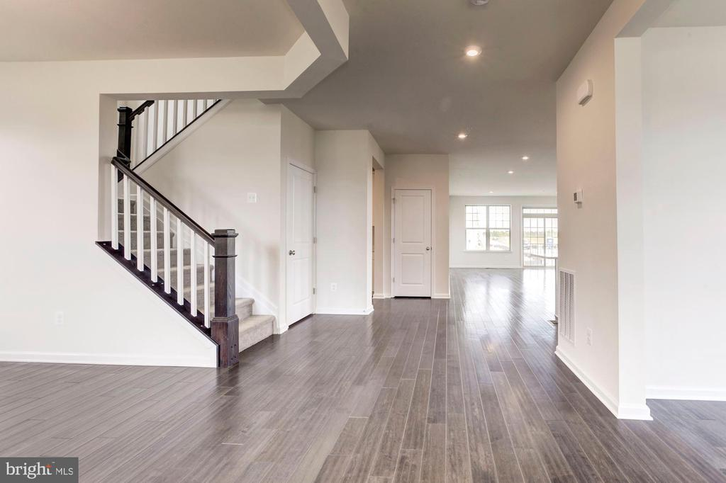 Living Area featured in the Edgewood II By Dream Finders Homes in Washington, MD