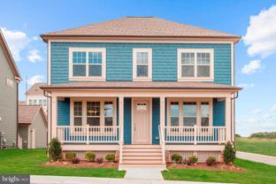 Linden - Villages of Urbana: Frederick, Maryland - Dream Finders Homes