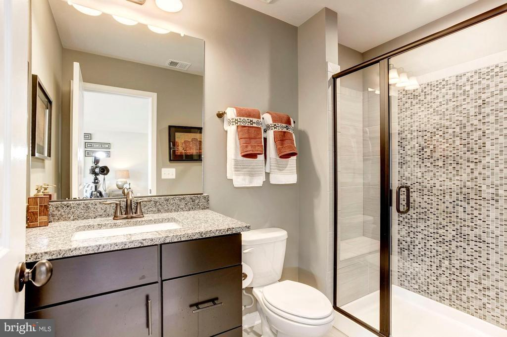 Bathroom featured in the Foxhall By Dream Finders Homes in Washington, VA