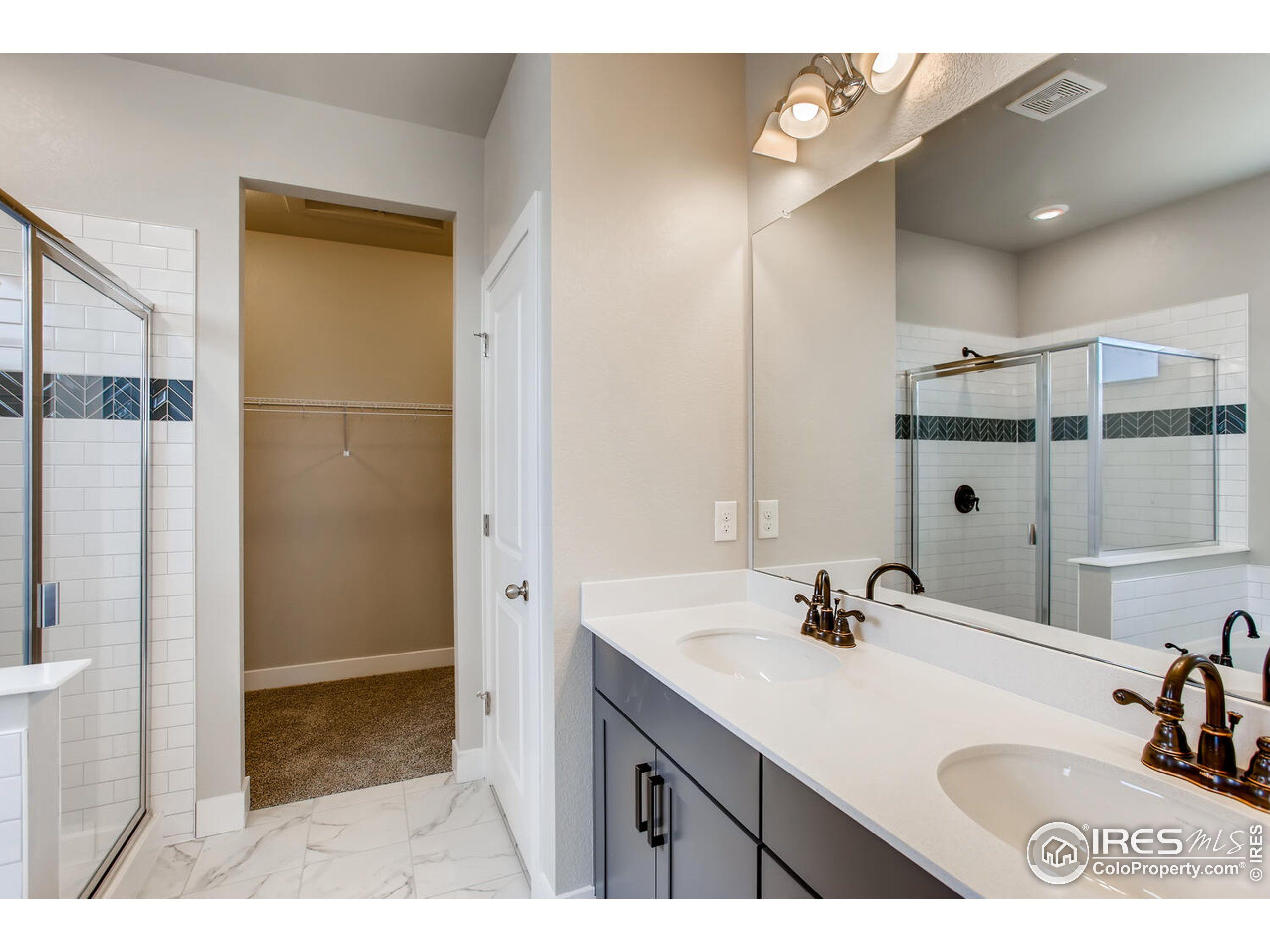 Bathroom featured in the Yukon By Dream Finders Homes in Greeley, CO