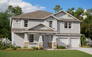 Sweetwater - Lakeside at Hamlin: Winter Garden, Florida - Dream Finders Homes