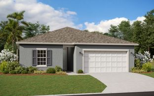 Bradley - Hammock Reserve - Now Selling!: Haines City, Florida - Dream Finders Homes