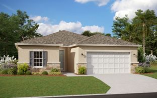 Hillcrest - Hammock Reserve - Now Selling!: Haines City, Florida - Dream Finders Homes