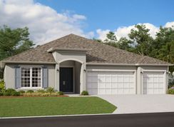 Avalon - Talichet - Now Selling!: Howey In The Hills, Florida - Dream Finders Homes