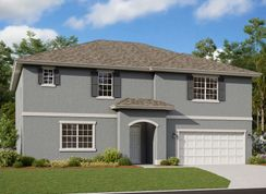 Montego - Talichet - Now Selling!: Howey In The Hills, Florida - Dream Finders Homes
