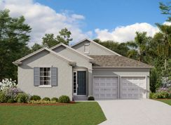 Anna Maria - Summerdale Park at Lake Nona - Now Selling!: Orlando, Florida - Dream Finders Homes