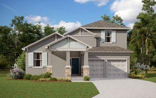 Anna Maria with Bonus - Summerdale Park at Lake Nona - Now Selling!: Orlando, Florida - Dream Finders Homes