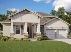 Arlington with Bonus - Summerdale Park at Lake Nona - Now Selling!: Orlando, Florida - Dream Finders Homes