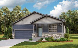Silverthorne - Heritage Ridge: Berthoud, Colorado - Dream Finders Homes