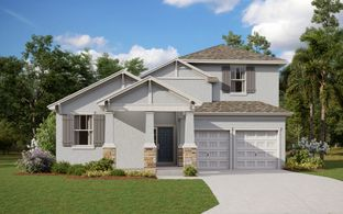 Anna Maria with Bonus - Hartwood Landing - Now Selling!: Clermont, Florida - Dream Finders Homes