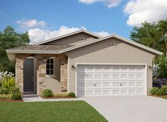 Aspen - Hartwood Landing - Now Selling!: Clermont, Florida - Dream Finders Homes