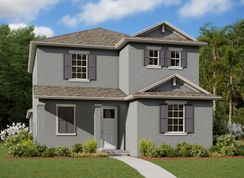 Berkley - Lakeside at Hamlin: Winter Garden, Florida - Dream Finders Homes