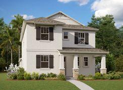 Carter - Lakeside at Hamlin: Winter Garden, Florida - Dream Finders Homes