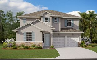 Biscayne - Rivington: Debary, Florida - Dream Finders Homes