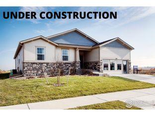 Fleming - RainDance: Windsor, Colorado - Dream Finders Homes