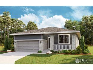 Alpine - Sorrento - Now Selling!: Mead, Colorado - Dream Finders Homes
