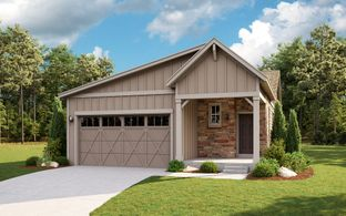 Roxborough - Sterling Ranch - Prospect Village: Littleton, Colorado - Dream Finders Homes