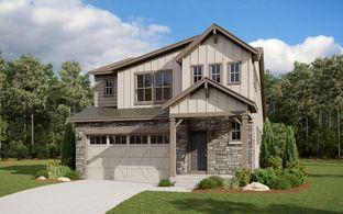 Cimarron - Sterling Ranch: Littleton, Colorado - Dream Finders Homes