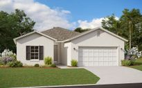 Hammock Reserve by Dream Finders Homes in Lakeland-Winter Haven Florida