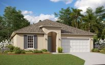 Cypress Park Estates by Dream Finders Homes in Lakeland-Winter Haven Florida