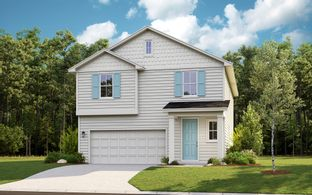 New Haven - Orchard Ridge: Liberty Hill, Texas - Dream Finders Homes