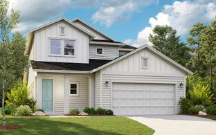 Austin - Orchard Ridge: Liberty Hill, Texas - Dream Finders Homes