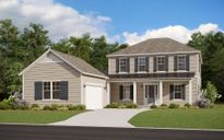 The Enclave at Berwick Plantation by Dream Finders Homes in Savannah Georgia